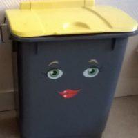 animation tri des déchets