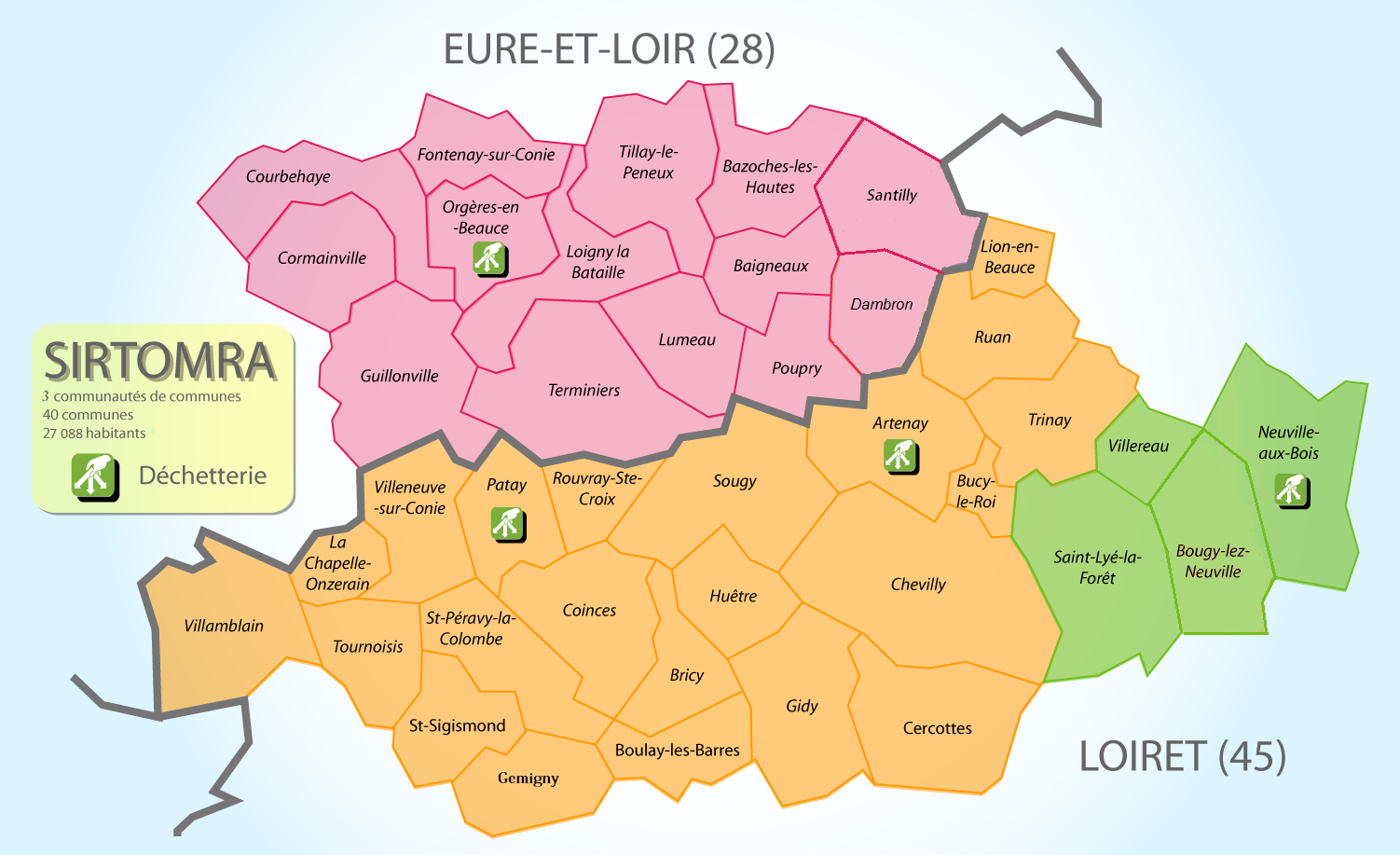 territoire SIRTOMRA